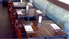 Rustic Distressed Restaurant Tabletops
