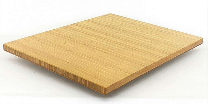 Attractive Bamboo Wood Tabletops Light