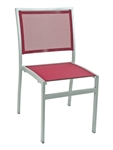 Batyline Outdoor Commercial Dining Chairs