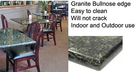 Uba Tuba Granite Dining Restaurant Tables