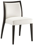 Upholstered Restaurant Upscale  Chair