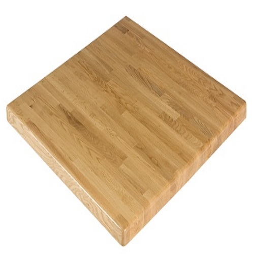 Restaurant Wood Table Tops