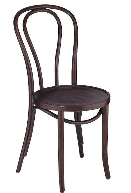 Classic Bent Wood Hair Pin Chair Design