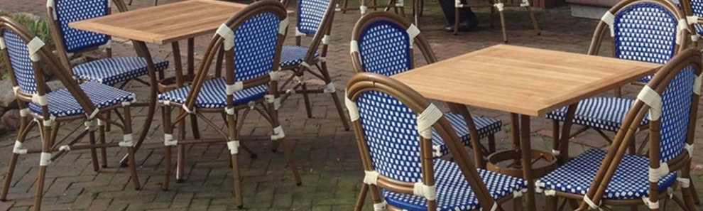 home u003e cafe bistro chair collections
