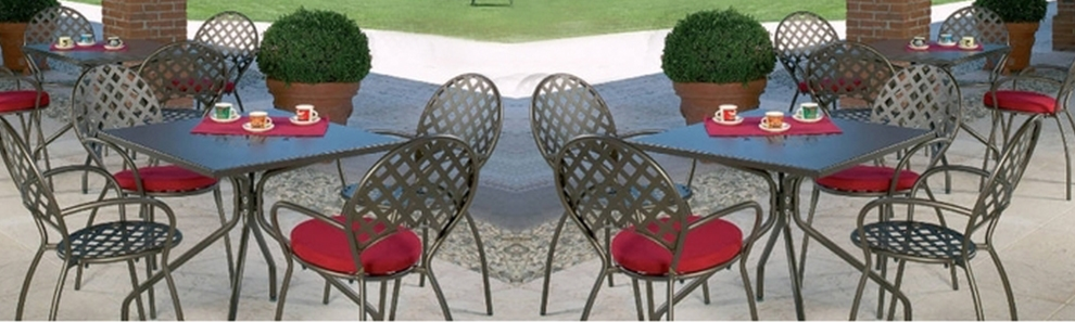 Vintage Outdoor Table Cool Dining Room Sets From Iron