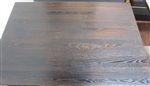 Restaurant Rustic Wood Tabletops; LIGHT/ DARK/DARKER