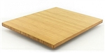 Bamboo Wood Tabletops-Light