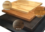Restaurant  Beech Wood Tabletops; Butcher Block;
