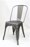Raw Welding Metal Industrial Chair