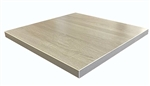 Laminate Light Grey Dining Tabletops: In Stock
