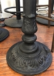 Vintage Bistro Cast Iron Sculptured Old World