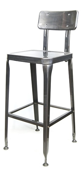 Industrial Metal Commercial Seating