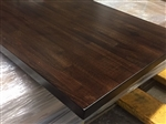 Walnut Beech Wood Butcher Block Restaurant Tabletops: IN STOCK!  Popular Best Seller!