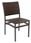 Outdoor Furniture Java Safari Weave with Black Frame