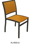 Outdoor Furniture Restaurant Stacking Dining Chair