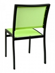 05 Batyline Stack-able Restaurant Dining Chairs