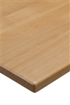 Beech Wood Plank Restaurant Tabletop: In Stock