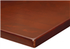 Plank Dark Mahogany Beech Wood Table Top