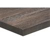 Zebrano Laminate Restaurant Tabletops