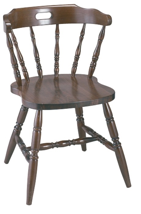 Colonial Captain Mate Pub Chair