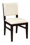 Upholstered Upscale Restaurant dining chairs