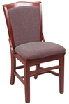 American Educator Upholstered Seat & Back Chair