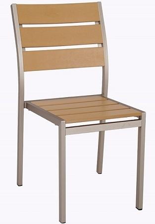 Outdoor Teak Faux Restaurant Furniture
