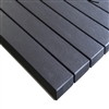 Teak Black Bistro Outdoor Tabletops