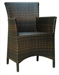 Outdoor Wicker Furniture Arm Chair