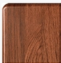 Teak Outdoor Restaurant Tabletops-Teak image