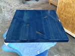 Epoxy Resin Custom Table Tops: Any Color; Any Size, 