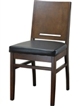 Modern Contemporary Wood Dining Chair