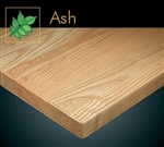 ASH PLANK 1 3/4 Restaurant Dining Tabletops
