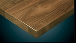 Walnut Wood Plank Restaurant Tabletop