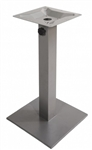 "Square 16"" SQ Outdoor Dining Tabletop Base"