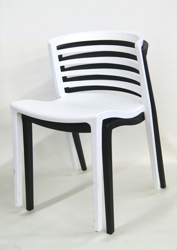 Phoenix Side Chairs Injection Molded Resin