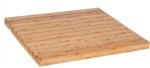 Bamboo {Teak} Outdoor Wood Tabletops
