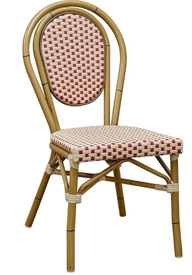 Bistro Rattan Chair
