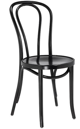 Classic European Beech Bent Wood Hair Pin Chair Design